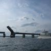 Hampton Harbor entrance.<br /> [photo by Sandy Ward]