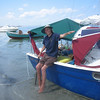 shallow draft boats are such a treat!<br /> [photo by Sandy]