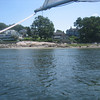 near the mouth of the Annisquam River<br /> [photo by Sandy]