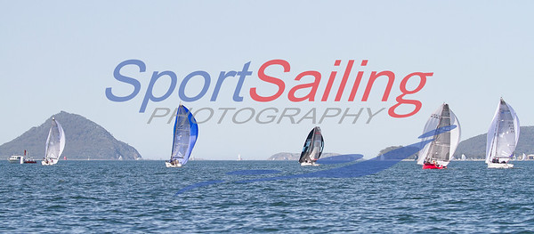 Sports Boat National Titles 2018 - Sail Port Stephens  Sail Port Stephens Sports Boats by Beth Morley / www.sportsailingphotography.com