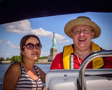 Statue of Liberty Run Aug2014