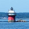 Duxbury Horn in Plymouth Harbor