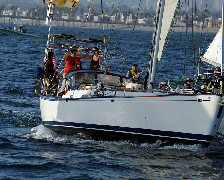 Sunset Series Race #17, Wednesday August 22nd 2012.