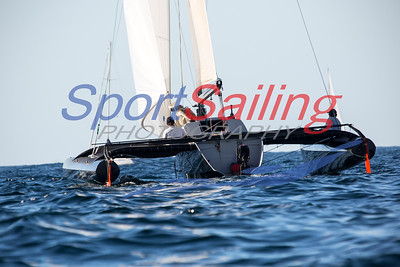 Seacart 30 'Morticia' - spectator for the Sydney to Gold Coast Race