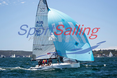 Sydney Harbour Regatta - 2014