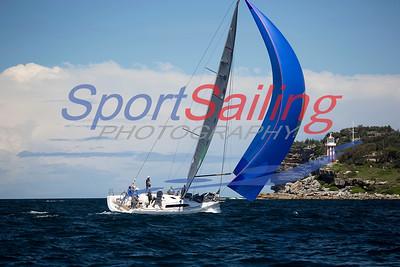 Sydney Harbour Regatta - 2014
