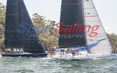 Victoire, Little Nico - Sydney Harbour Regatta 2018