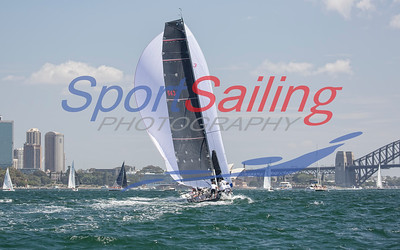 Sydney Harbour Regatta 2018 - Super 12's
