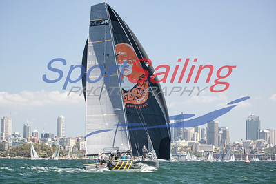 Sydney Harbour Regatta 2018 - Easy Tiger