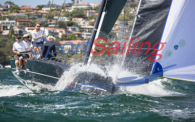 Sydney Harbour Regatta 2018 - Little Nico