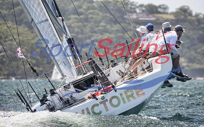 Victoire - Sydney Harbour Regatta 2018