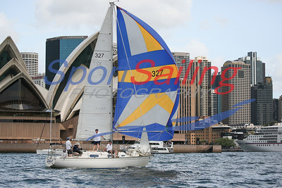 Sydney Harbour Regatta 2019