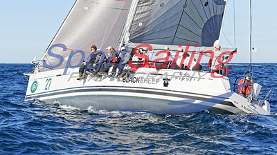 Blacksheep - Photography by Sport Sailing Photography