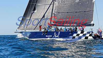 Blackjack - Gold Coast Yacht Race Photography by Sport Sailing Photography