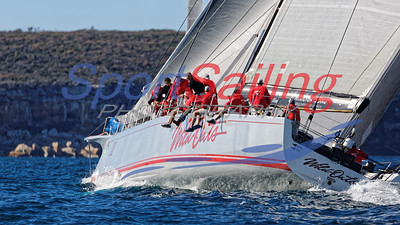 Wild Oats XI - Gold Coast Yacht Race Photography by Sport Sailing Photography