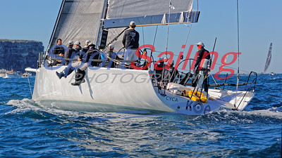 Koa- Gold Coast Yacht Race Photography by Sport Sailing Photography