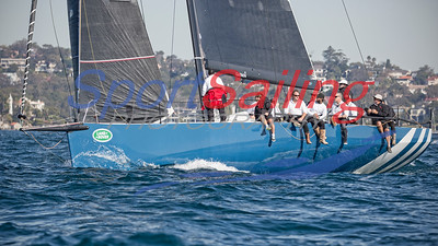 Ichi Ban - Gold Coast Yacht Race Photography by Sport Sailing Photography