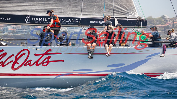 Wild Oats 11th Hour Racing