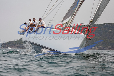 Sydney in the RSYS Saturday Series by Beth Morley / www.sportsailingphotography.com