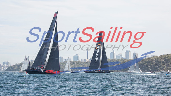 Sydney to Southport by Beth Morley at Sport Sailing Photography / www.sportsailingphotography.com