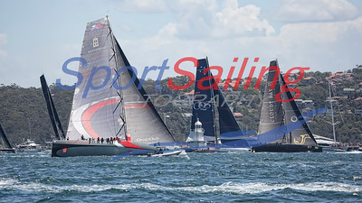 Start - Sydney to Hobart 2016