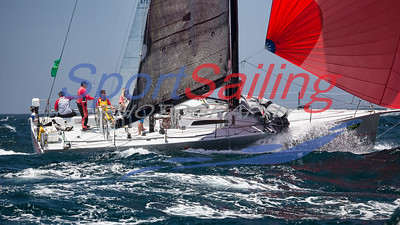 Chutzpah, Sydney to Hobart by Beth Morley at Sport Sailing Photography / www.sportsailingphotography.com