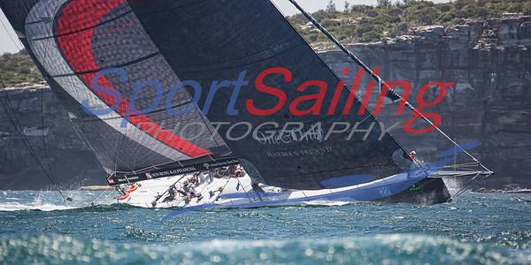 Scallywag - Sydney to Hobart 2016