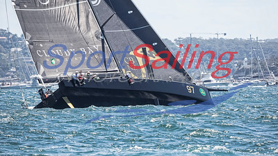 Beau Geste - Sydney to Hobart 2016