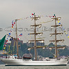 Opsail 2012 New York<br /> Cuauhtemoc