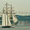Opsail 2012 New York<br /> Cisne Branco<br /> America 2.0