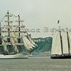 Opsail 2012 New York<br /> America 2.0<br /> Cisne Branco