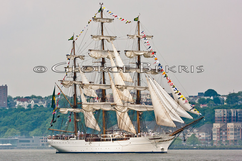 Opsail 2012 New York<br /> Cisne Branco