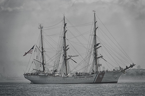 US Coast Guard Eagle