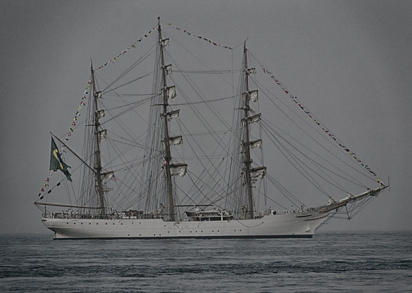 Tall Ship Cisne Branco