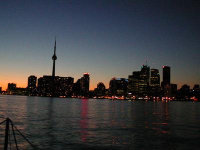 Toronto Sailing 2001-2002