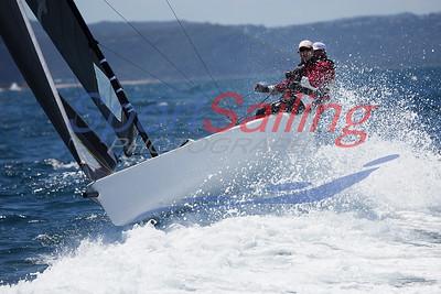 VX One - Pittwater to Sydney Challenge 2014