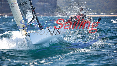 VX One - Pittwater to Sydney Challenge 2014