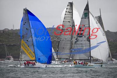 AFR Midnight Rambler, Frantic, 2012 Sydney to Hobart
