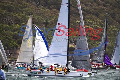 Toy Box 2, 2012 Sydney to Hobart