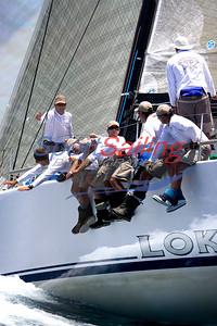 Loki, 2008 Sydney to Hobart