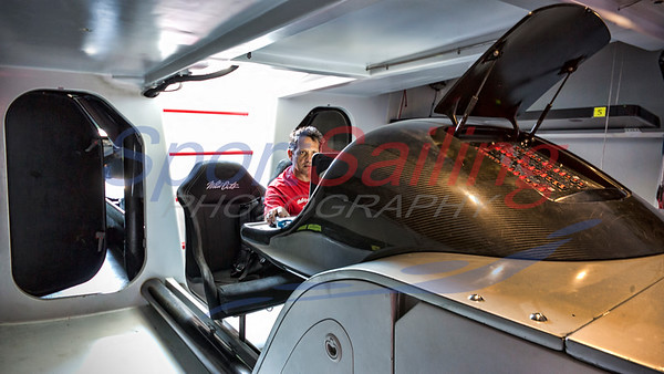 Juan Vila, Navigator, Wild Oats XI