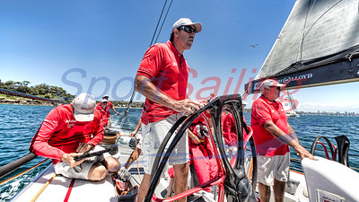 Mark Richards, Wild Oats XI  - 2015