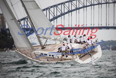 Wax Lyrical - X Yachts Regatta