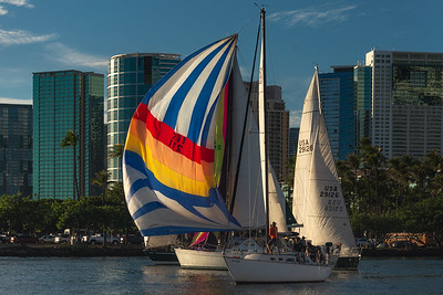 Spinnaker Colors