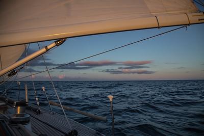 A Calm Day Sailing