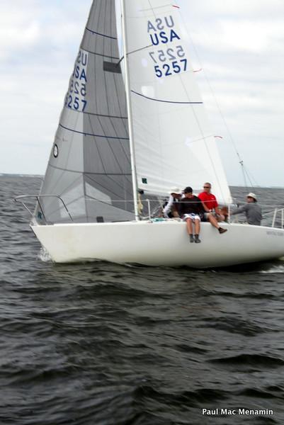 J/24 Regatta 2012