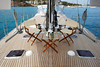 Noheea foredeck with chairs