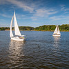 Sailing the Severn