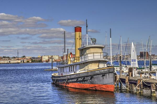 A Tug Named Baltimore