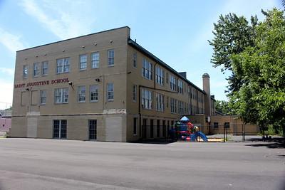 East end of Saint Augustine's School